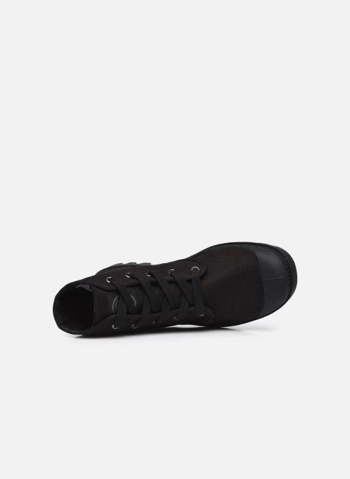 Sneakers Palladium Pampa hi w Zwart links