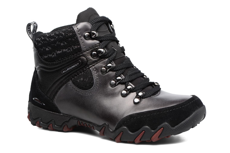 Chaussures de sport ALLROUNDER Nelja Noir vue détail/paire