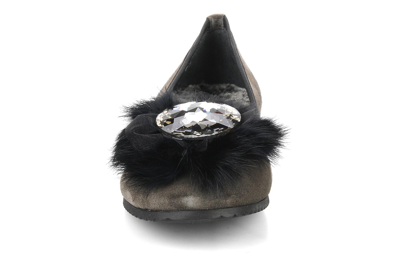 Ballerines Tosca Blu Shoes Vasta Gris vue portées chaussures