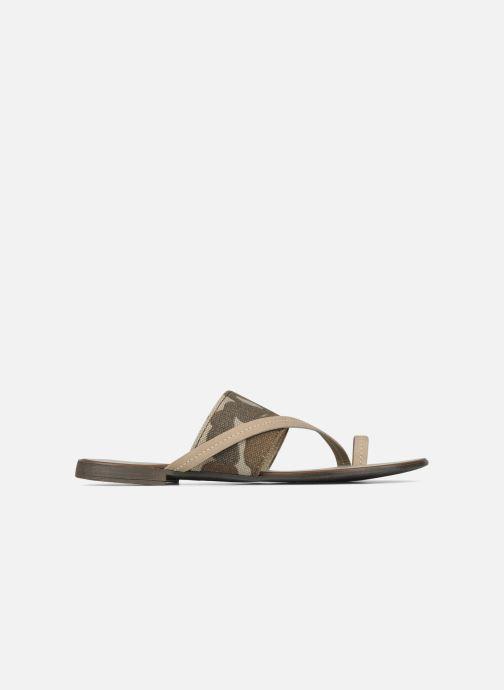 Sandales et nu-pieds Eden Tanza Vert vue derrière