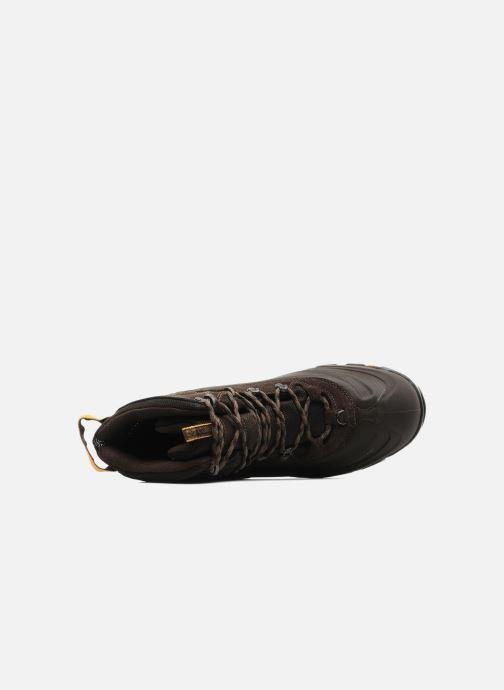 Zapatillas de deporte Columbia Bugaboot plus m Marrón vista lateral izquierda
