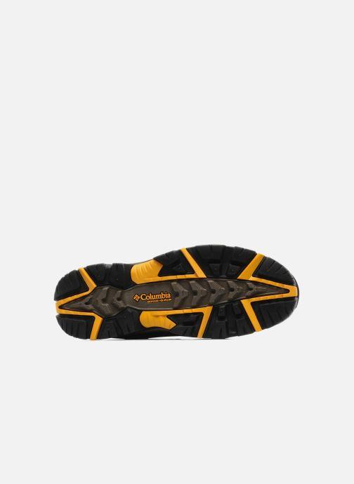 Scarpe sportive Columbia Bugaboot plus m Marrone immagine dall'alto