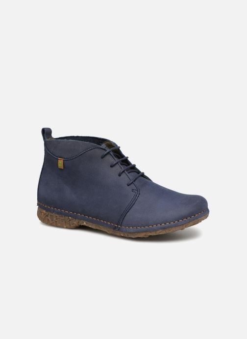 9874ba70 Zapatos con cordones El Naturalista Angkor N974 Azul vista de detalle / par