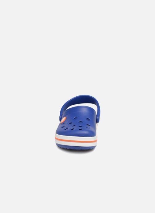 Sandalias Crocs Crocband kids Azul vista del modelo