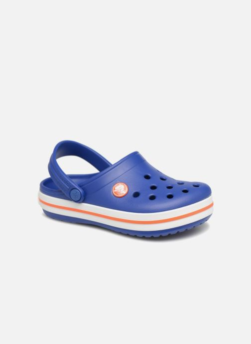 Sandalias Crocs Crocband Clog K Azul vista de detalle / par