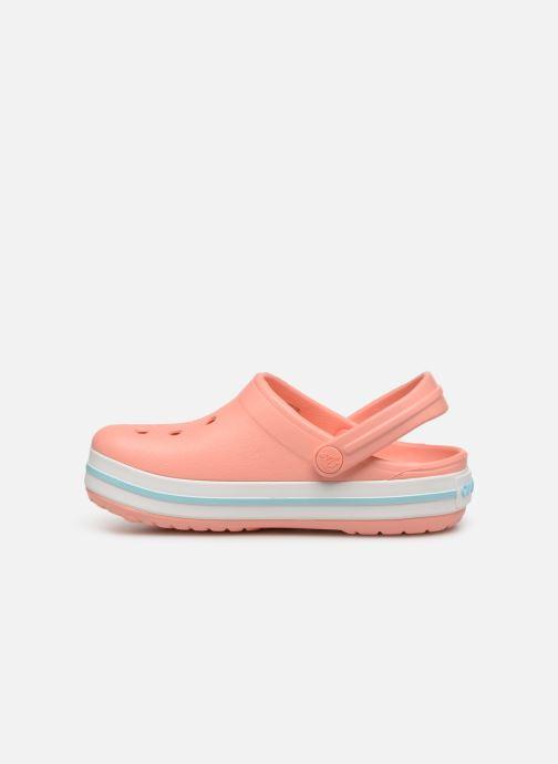 Sandalen Crocs Crocband kids Oranje voorkant