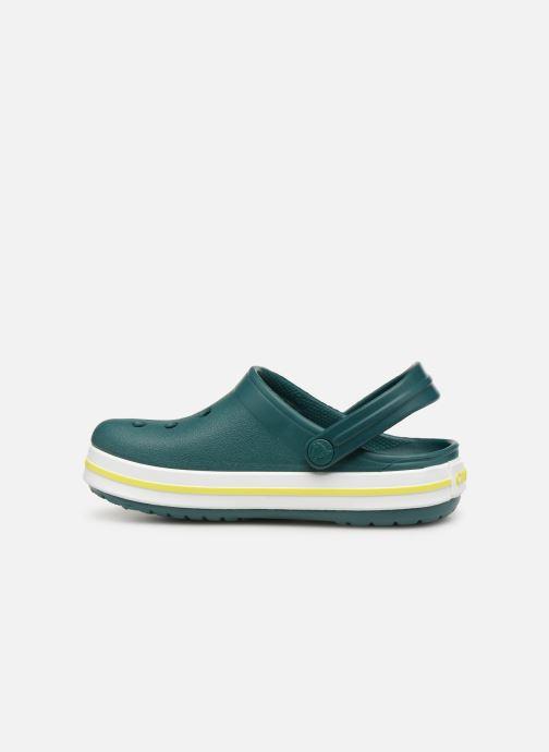 Sandalen Crocs Crocband kids Groen voorkant