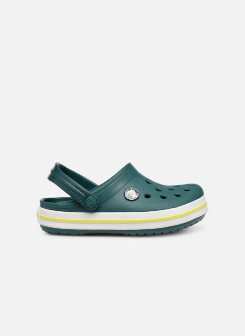 Sandali e scarpe aperte Crocs Crocband kids Verde immagine posteriore