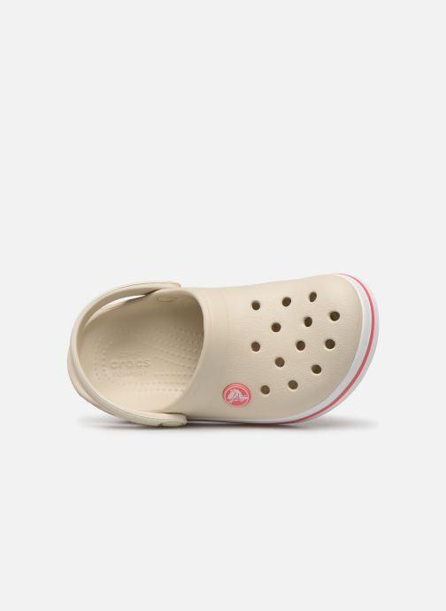 Sandalen Crocs Crocband kids Beige links