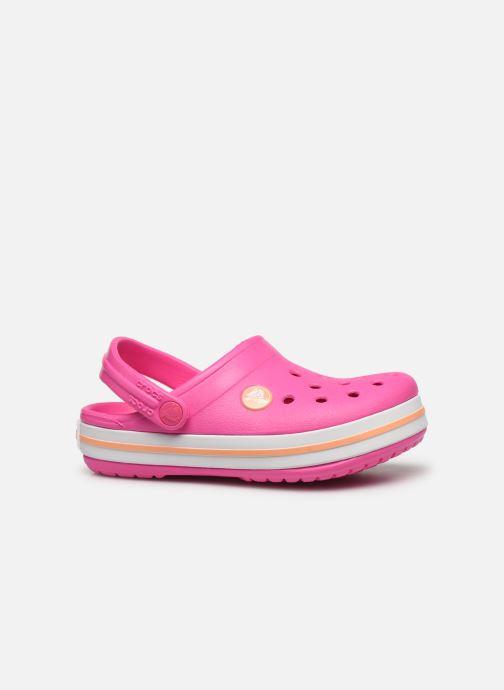 Sandali e scarpe aperte Crocs Crocband kids Rosa immagine posteriore