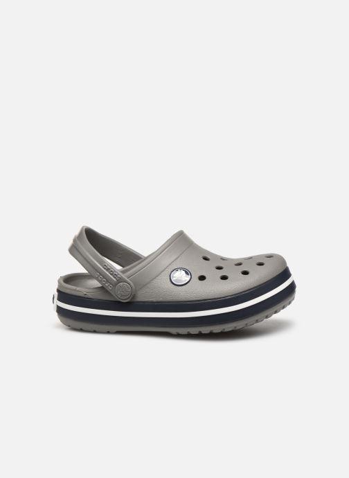 Sandalen Crocs Crocband kids grau ansicht von hinten