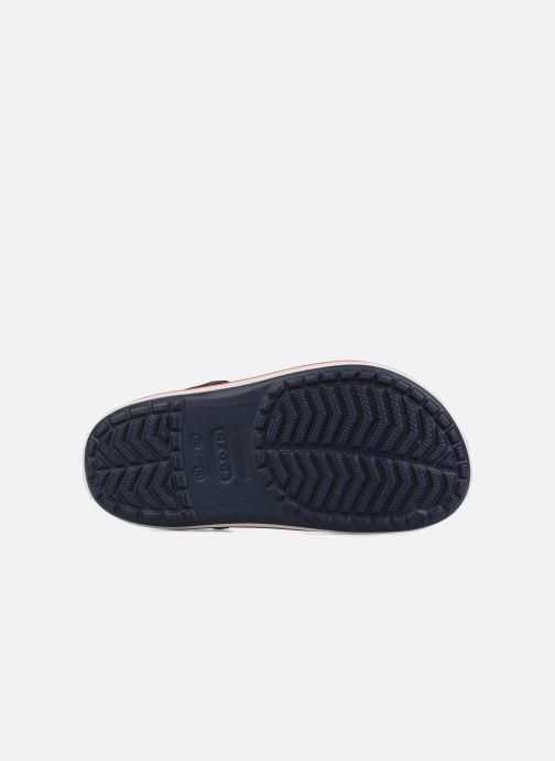 Sandali e scarpe aperte Crocs Crocband kids Azzurro immagine dall'alto