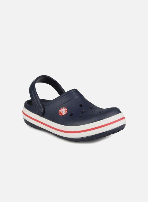 Sandalen Crocs Crocband Clog K Blauw detail