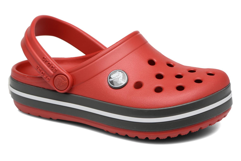 01f80e614f8 Crocs Crocband kids (Rouge) - Sandales et nu-pieds chez Sarenza (289243)
