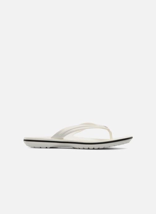 Infradito Crocs Crocband Flip W Bianco immagine posteriore