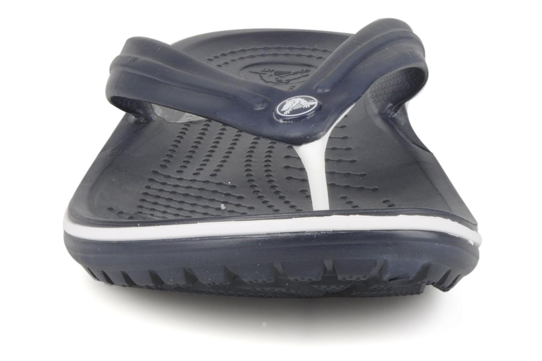Flip flops Crocs Crocband Flip M Blue model view