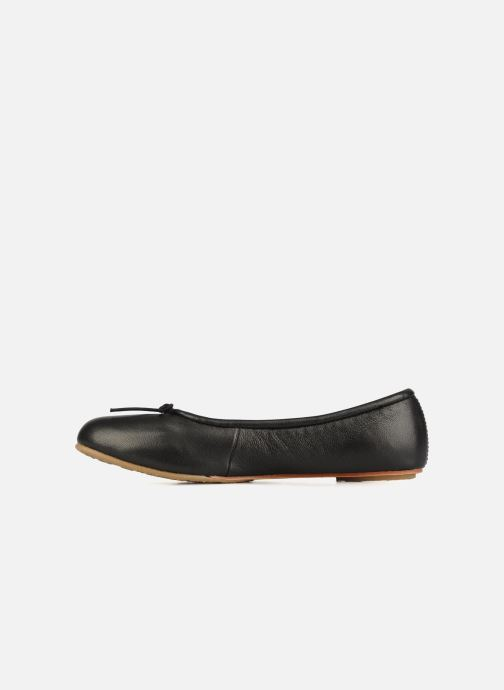 Ballet pumps Bloch Arabella Black front view
