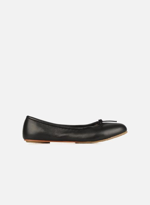 Ballet pumps Bloch Arabella Black back view