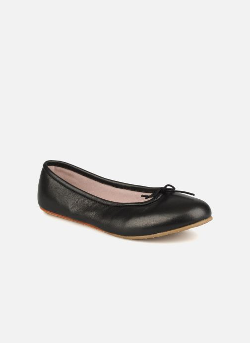 Ballet pumps Bloch Arabella Black detailed view/ Pair view