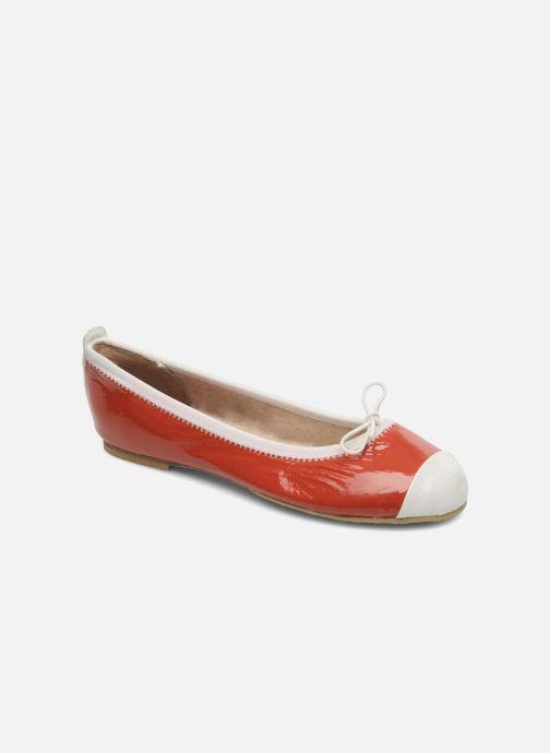 Ballerinas Bloch Girls luxury rot detaillierte ansicht/modell