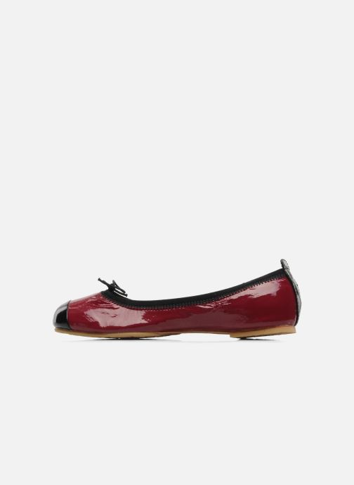 Ballerinaer Bloch Girls luxury Bordeaux se forfra