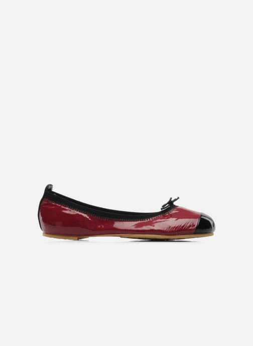 Ballerines Bloch Girls luxury Bordeaux vue derrière