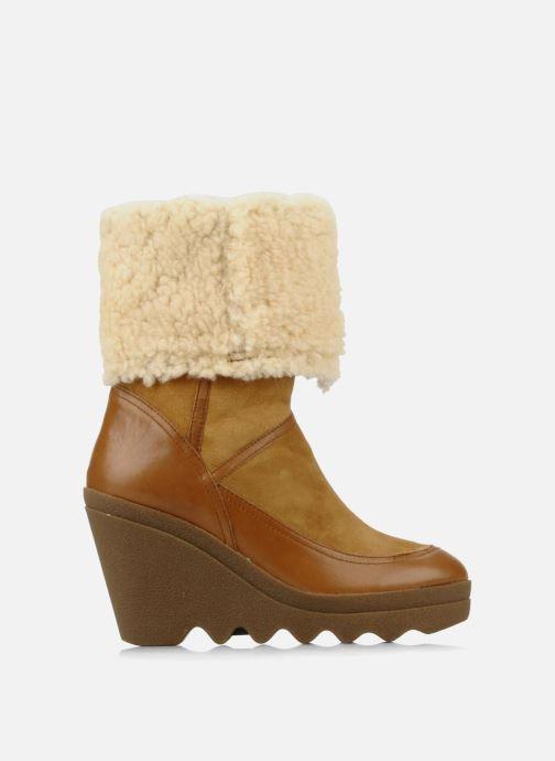 Bottines et boots Ash Varuska Marron vue derrière