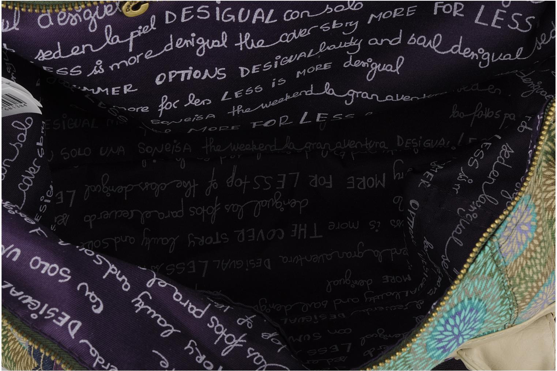 Borse Desigual Zamba Multicolore immagine posteriore