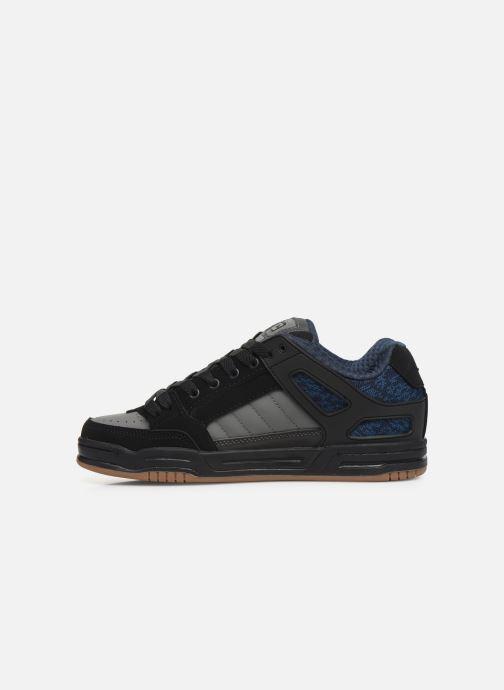 Chaussures de sport Globe Tilt Noir vue face