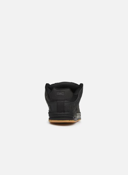 Chaussures de sport Globe Tilt Gris vue droite