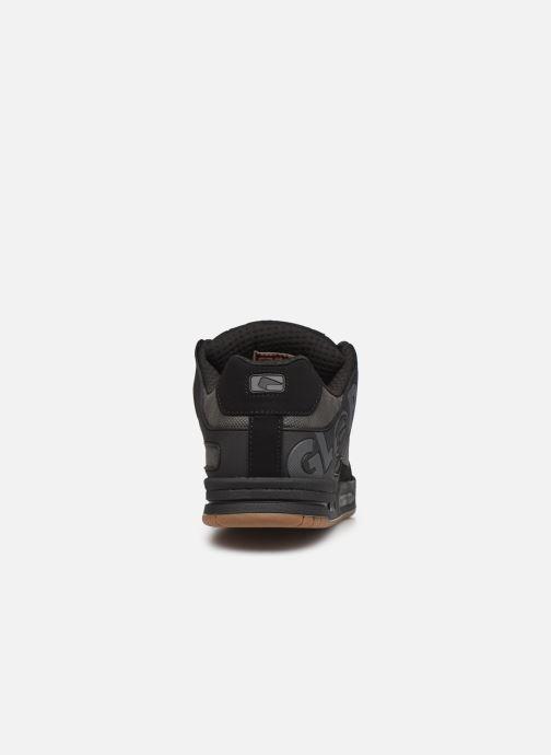 Zapatillas de deporte Globe Tilt Negro vista lateral derecha