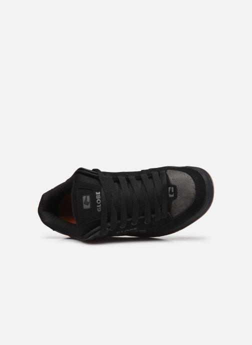 Zapatillas de deporte Globe Tilt Negro vista lateral izquierda
