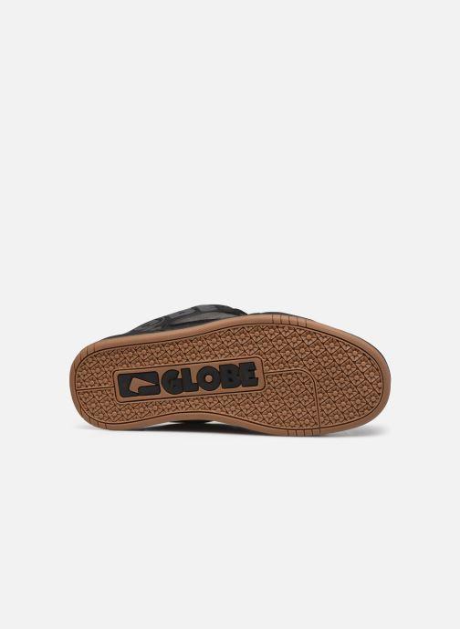 Zapatillas de deporte Globe Tilt Negro vista de arriba