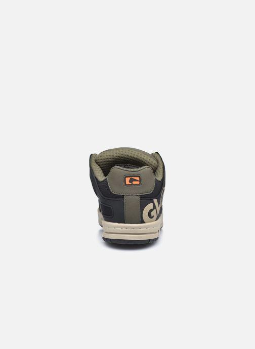 Chaussures de sport Globe Tilt Vert vue droite