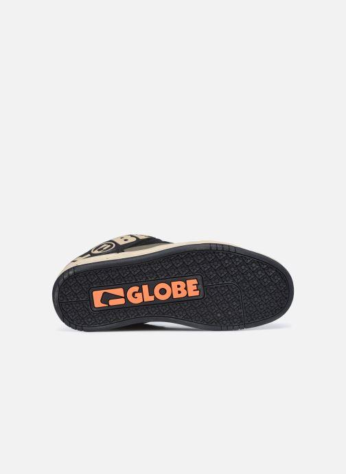 Chaussures de sport Globe Tilt Vert vue haut