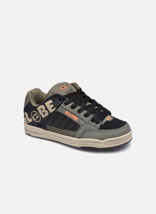 Chaussures de sport Globe Tilt Vert vue détail/paire