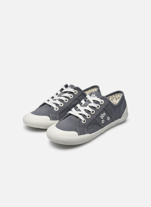 Sneakers TBS Opiace Grigio immagine dal basso