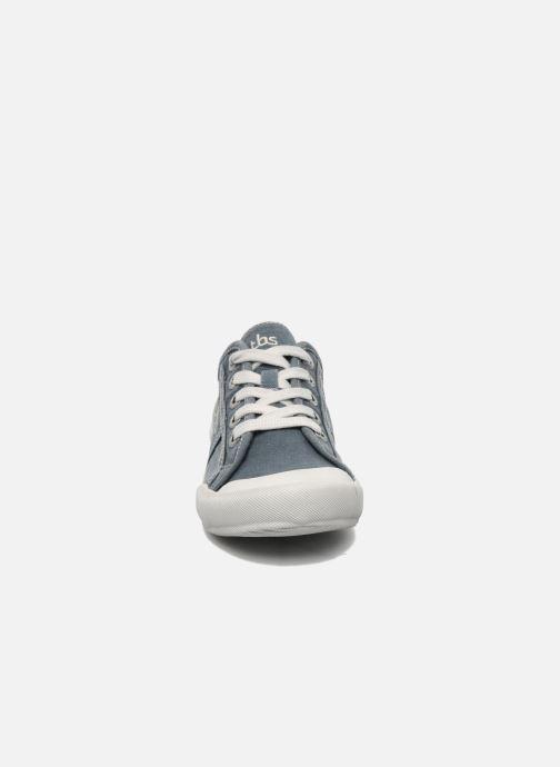 Sneaker TBS Opiace grau schuhe getragen