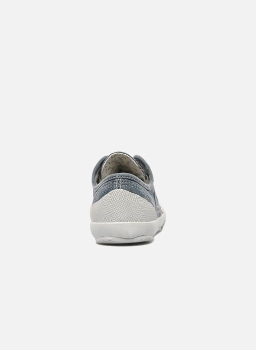 Trainers TBS Opiace Grey view from the right