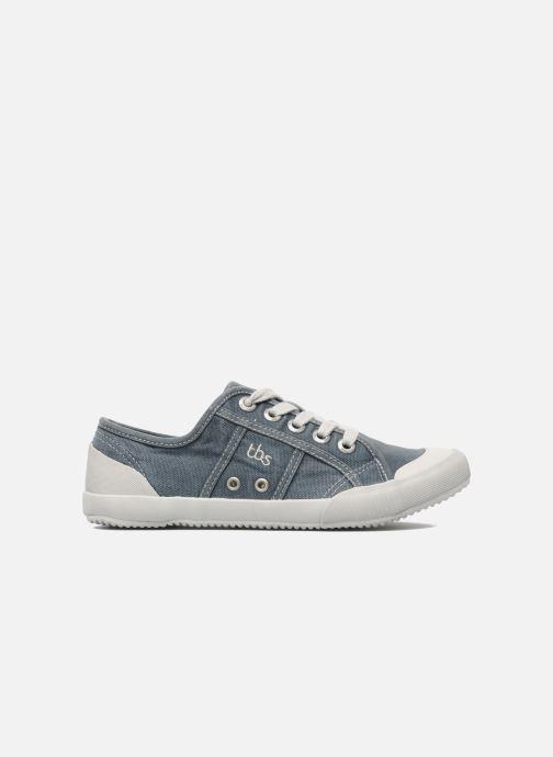 Sneakers TBS Opiace Grigio immagine posteriore