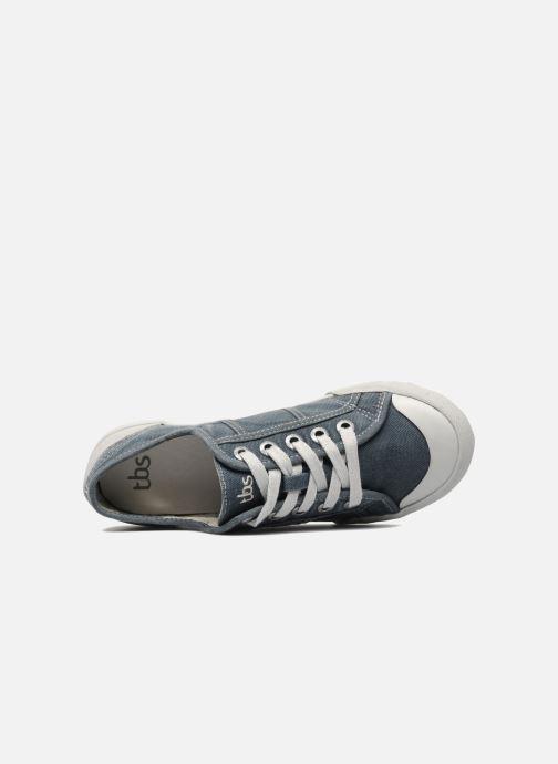 Sneakers TBS Opiace Grijs links