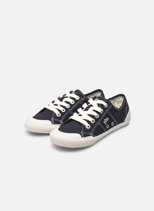Sneakers TBS Opiace Azzurro immagine dal basso