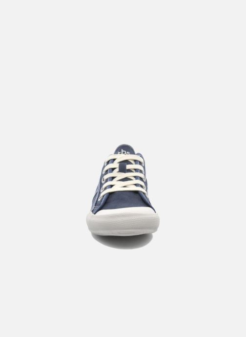 Trainers TBS Opiace Blue model view