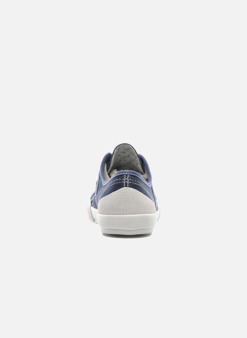 Trainers TBS Opiace Blue view from the right