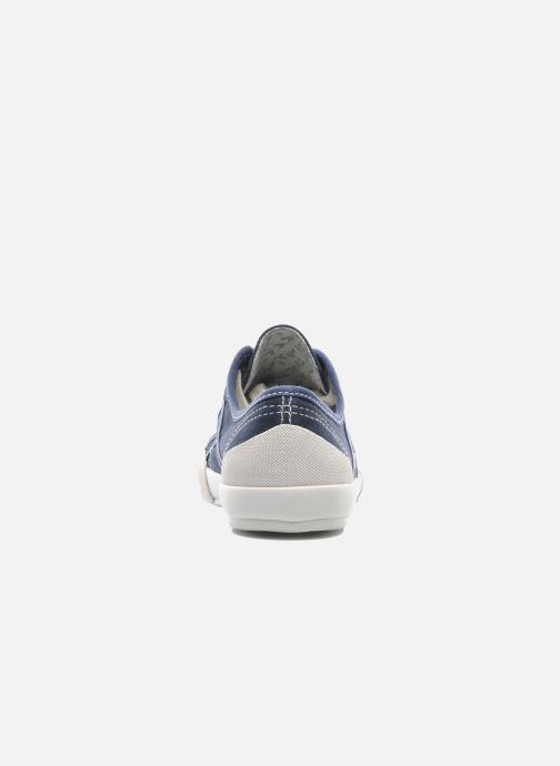 Baskets TBS Opiace Bleu vue droite