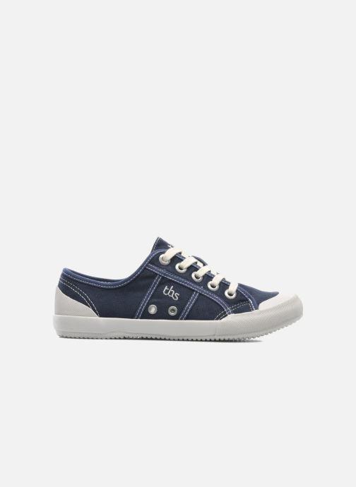 Sneaker TBS Opiace blau ansicht von hinten