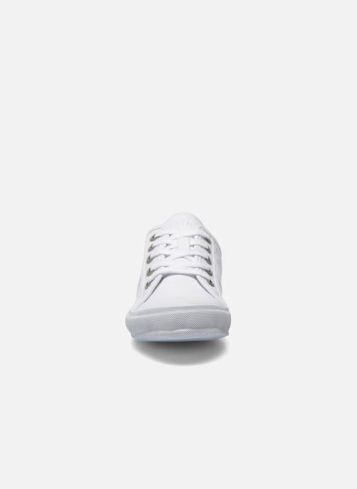 Sneaker TBS Opiace weiß schuhe getragen