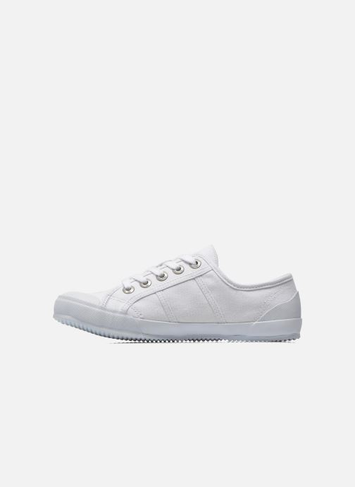 Sneakers TBS Opiace Bianco immagine frontale