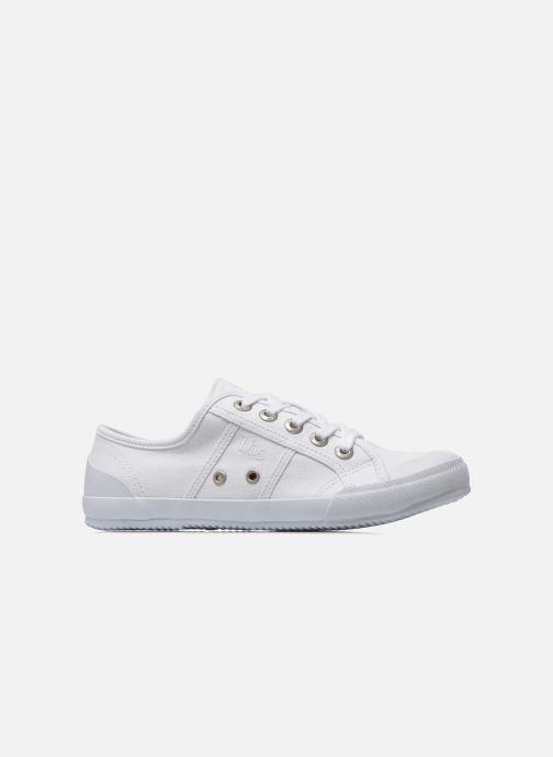Sneaker TBS Opiace weiß ansicht von hinten