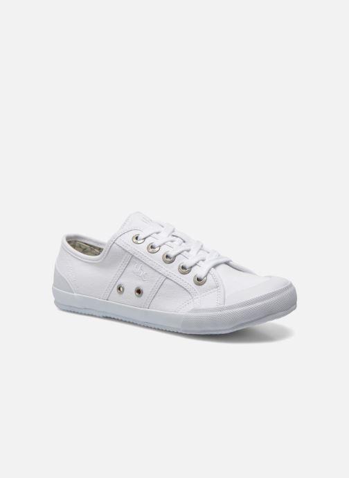 Sneakers TBS Opiace Hvid detaljeret billede af skoene